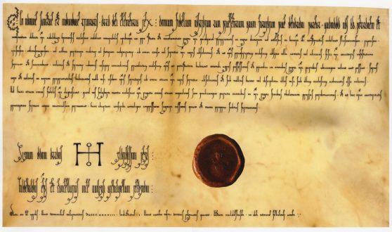 Dåbsattest 988