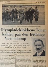 Udklip 3-8-1936